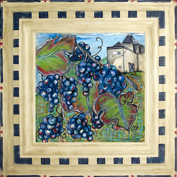 Grapes with Chateau ~ $150