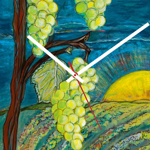 White Grapes with Sun ~ $48
