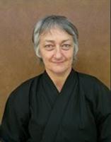 Frédérique Gille, professeur aïkido club de Bias