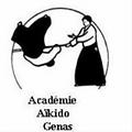 Logo club aïkido de Genas
