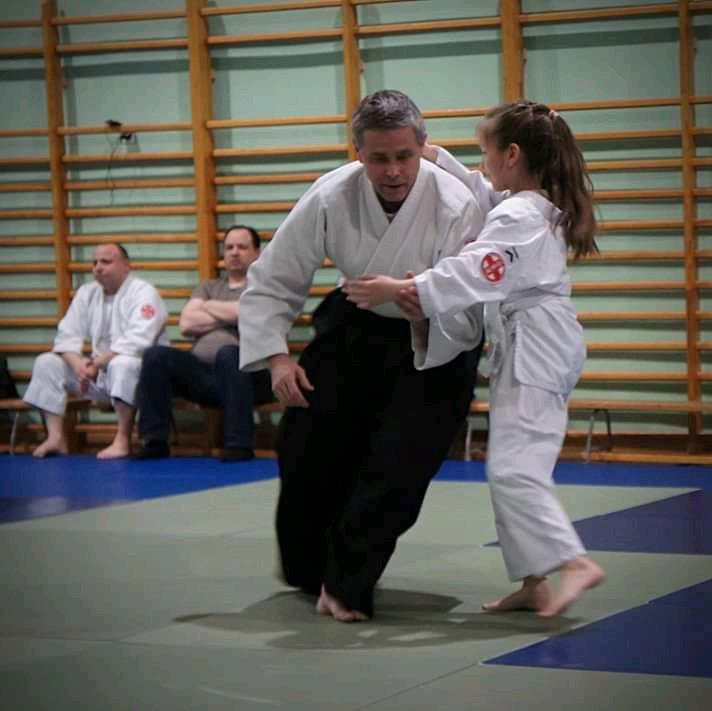 Cours aïkido club de Chevigny Saint Sauveur
