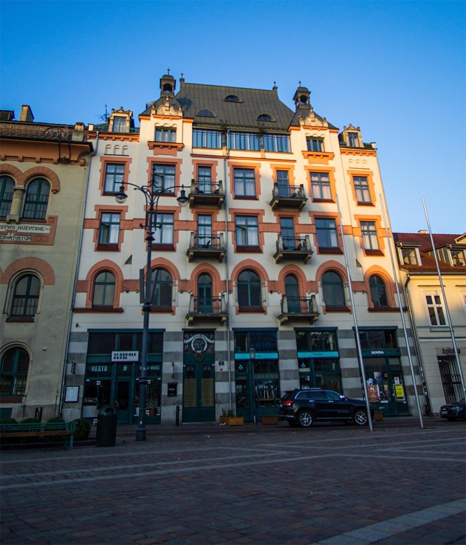 Antique Apartments Hotel Krakow