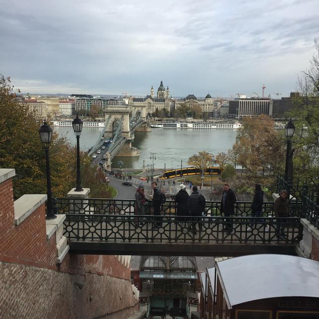 Funicular - Buda Castle