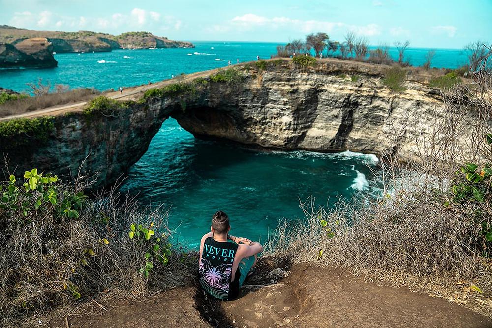 Broken Beach Bali Never Ending