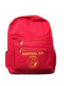 Earthquake Emergency Survival Kit