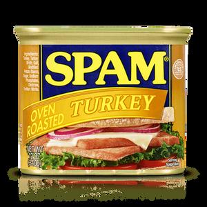 SPAM Canned Meat Turkey