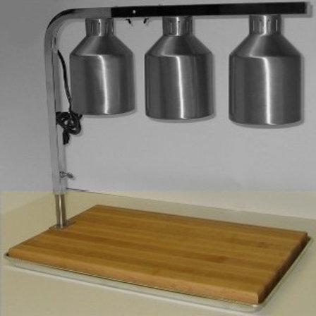 HFL-3SC (3 Lamp Food Warmer & Cutting Board)