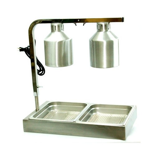HFL-2 Deluxe (2 Lamp Multi-Pan Food Warmer)
