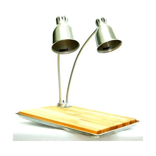 HFL-2RB Flex (Hot Food Lamp Double Flexarm)