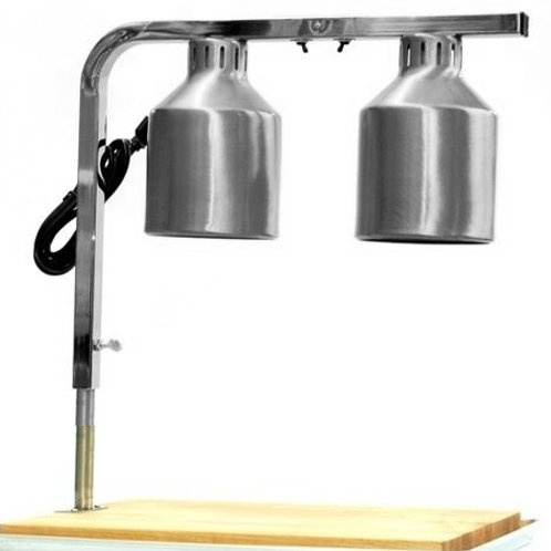 HFL-2RB (2 Lamp Food Warmer & Cutting Board)