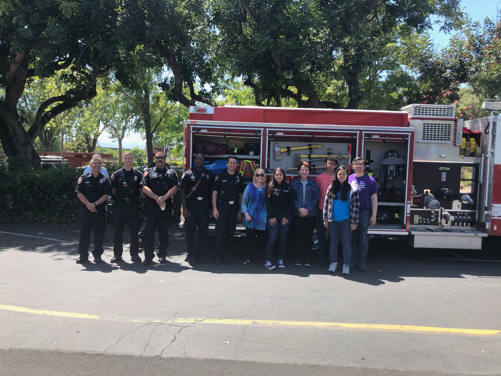 Firefighters Appreciation Lunch