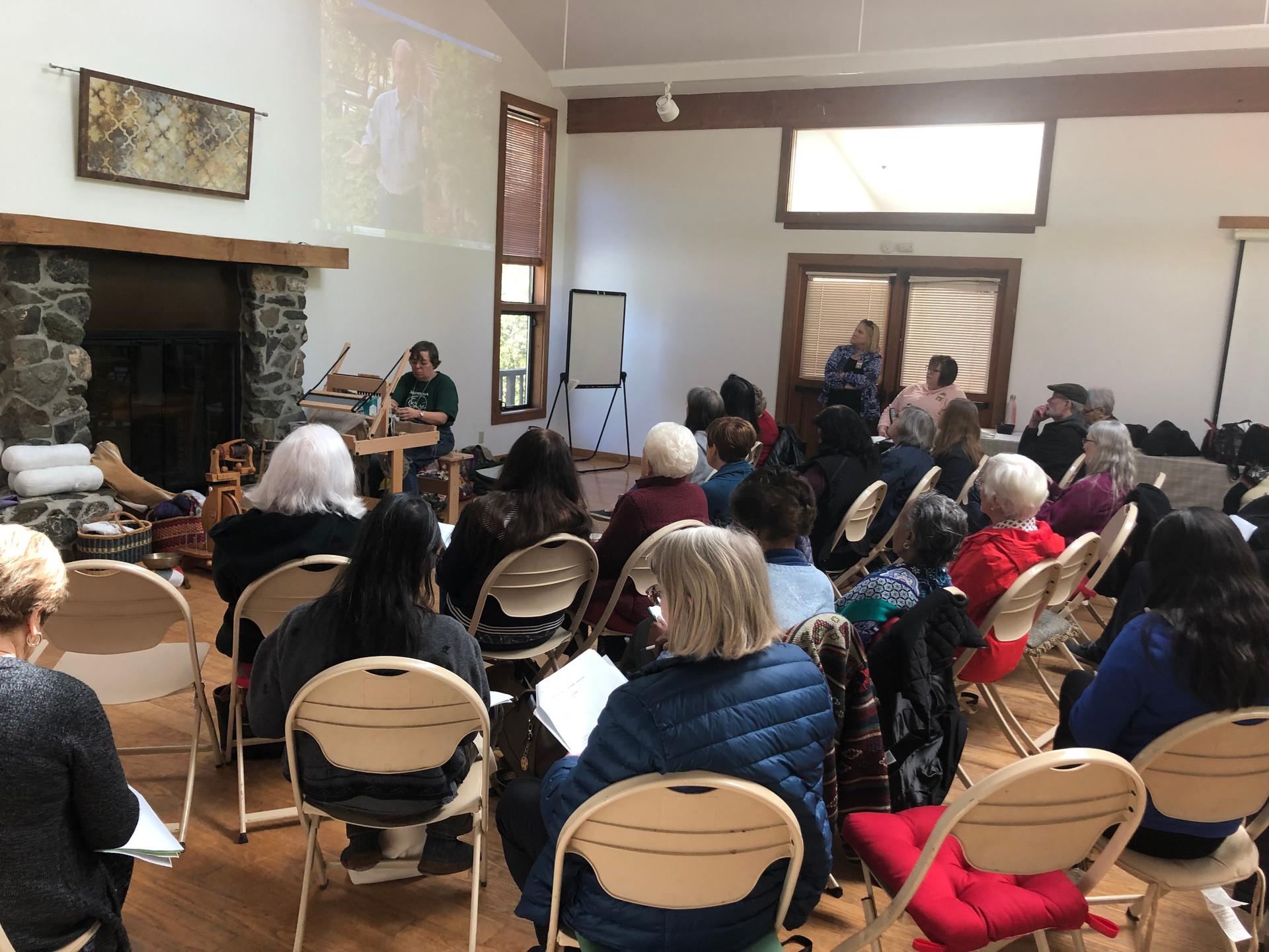 Women's Retreat at Hidden Villa