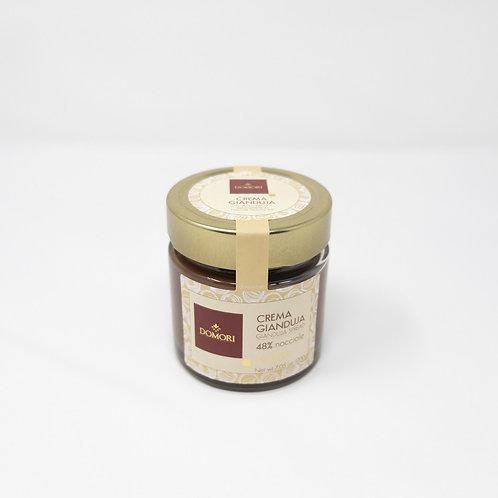 "Crema spalmabile Gianduja ""Domori"" 200 gr."