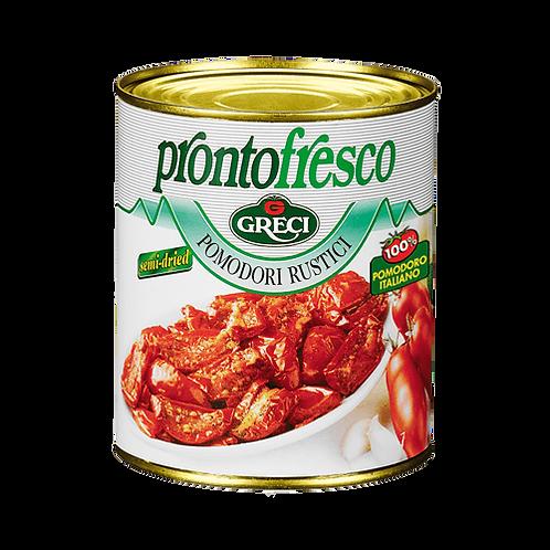 """Pomodorini semi-dry """"Pomodori Rustici"""" - 780 gr."""