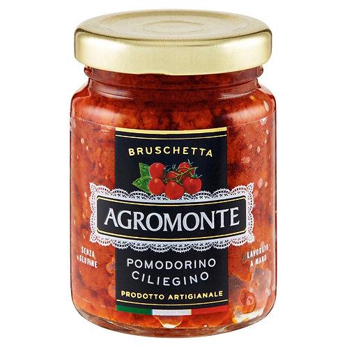 "Bruschetta Pomodorino Ciliegino ""Agromonte"" - 100 gr."