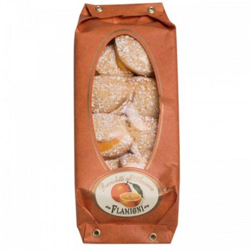 """Ravioletti à la crème d'orange """"Falmigni"""" - 200 gr."""