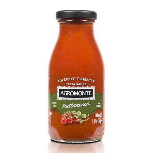 """Salsa Puttanesca """"Agromonte"""" - 260 gr."""