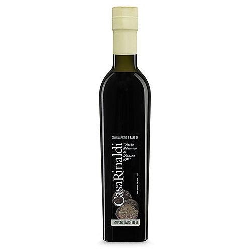 Condiment à base de vinaigre balsamique de Modène IGP & truffe blanche - 250ml
