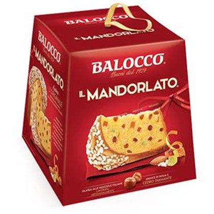 Panettone Mandorlato - 1 kg.