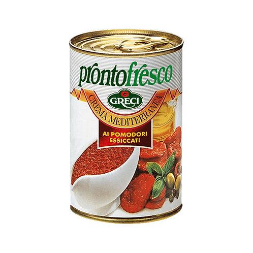 Créme a base de tomate sechèe - 400 gr.