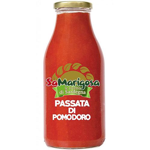 Sauce tomates en bouteille - 500 gr