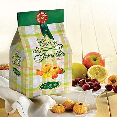 Cuori di frutta - 400 gr