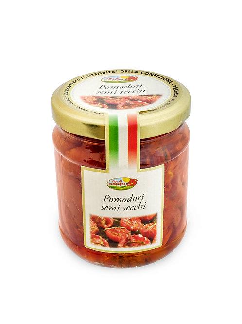 """Pomodori semi secchi """"Fior di Campagna"""" - 190 gr."""