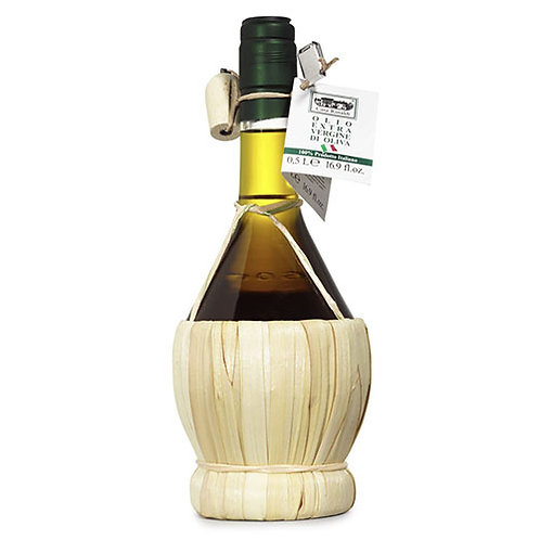 "Huile d'olive EVO en fiasco ""Casa Rinaldi"" - 500 ml."