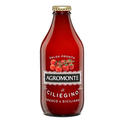 """Salsa di Pomodoro Ciliegino """"Agromonte"""" - 33 cl."""
