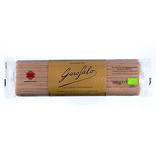"Spaghetti  intégrale BIO ""Garofalo"" - 500 gr."