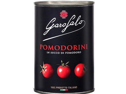 """Pomodorini in succo di pomodoro """"Garofalo"""" - 400 gr."""