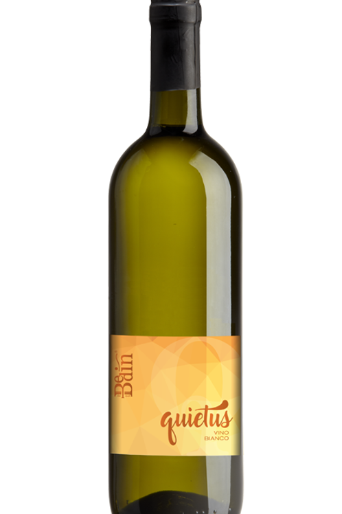 "Quietus vino bianco IGT ""Marca Trevigiana"" - 75 cl."