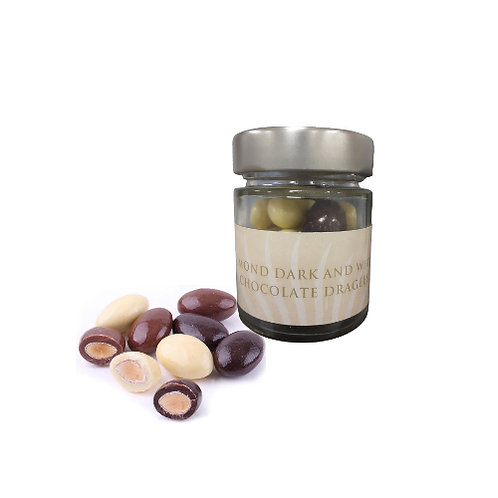 Chocolate-covered almonds -75 g