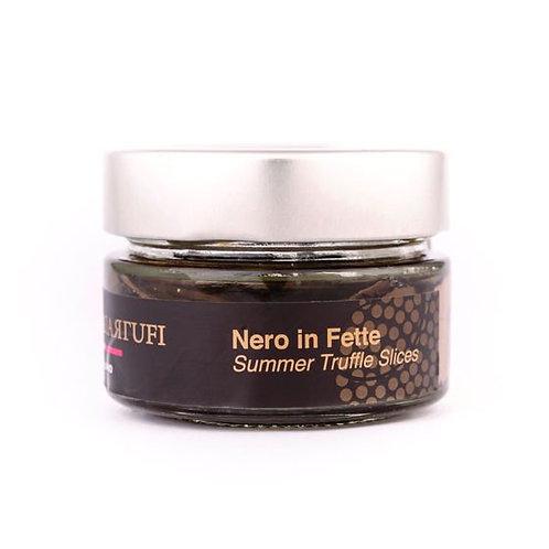 "Tartufo nero in fette sott'olio ""Italia Tartufi"" - 90 gr."