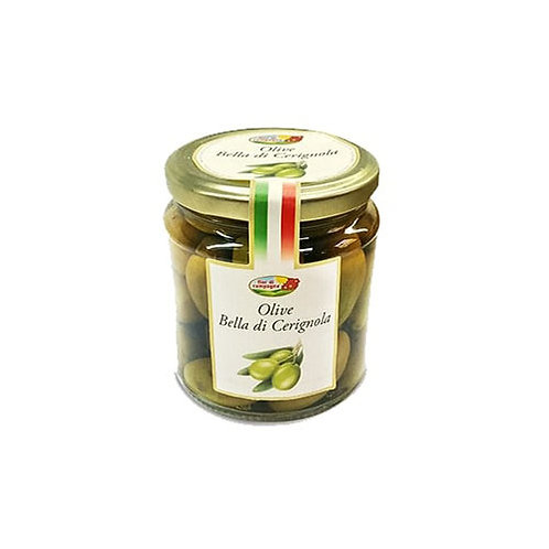 "Olives Bella Cerignola en saumure ""Fior di campagna"" - 280 gr."