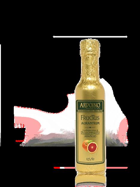 """Olio EVO """" Fructus Aurantium"""" Ardoino - 250 ml."""