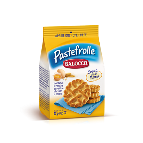 "Pastefrolle mini break ""Balocco"" - 27 gr."