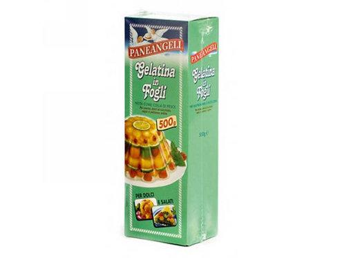 """Gelatina in foglio """"Paneangeli""""- 500 gr."""