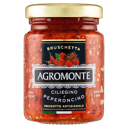 "Bruschetta Pomodorino e Peperoncino ""Agromonte"" - 100 gr."