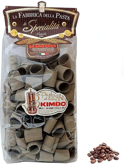 """Paccheri al caffe' """"La fabbrica della pasta"""" - 500 gr."""