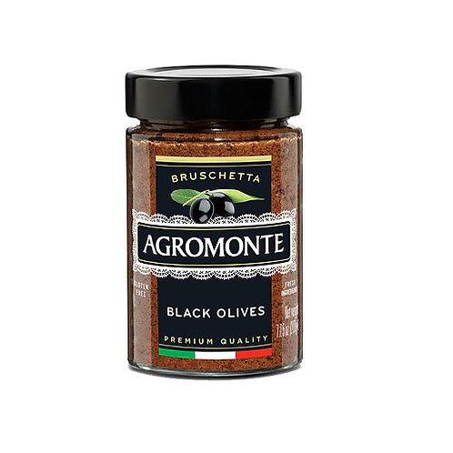 Paté d'olives noires - 100 gr.