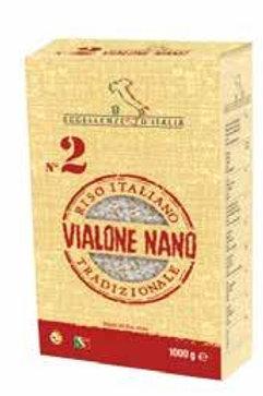 """Riso Vialone Nano """"Eccellenze d'Italia"""" - 1 kg."""
