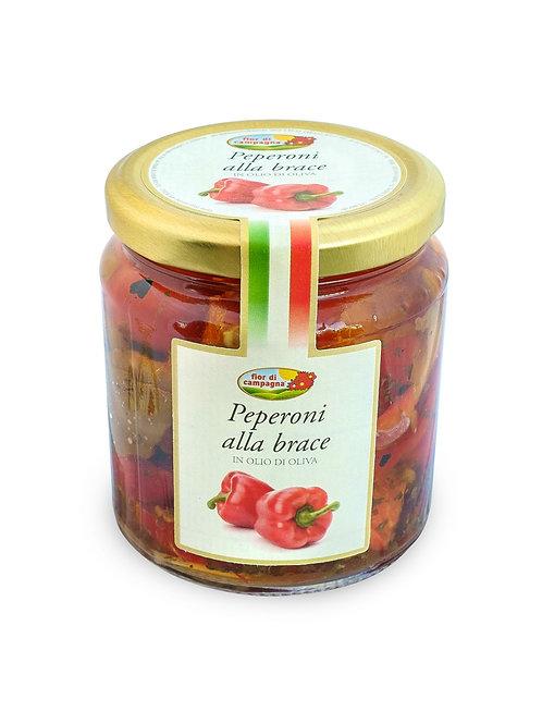 """Peperoni alla brace """"Fior di Campagna"""" - 280 gr."""