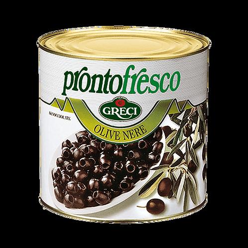 Olive Nere denocciolate - 2600 gr.