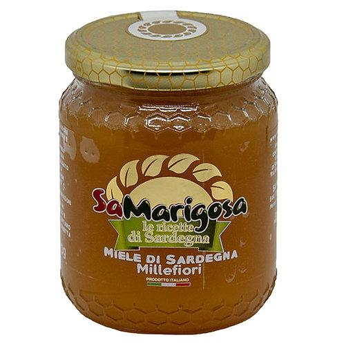 Miel mille-fleur de Sardaigne - 500 gr.