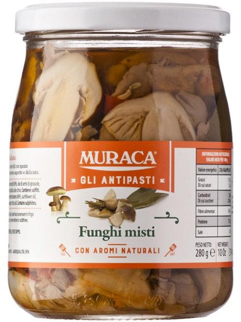 Funghi misto bosco - 314 ml