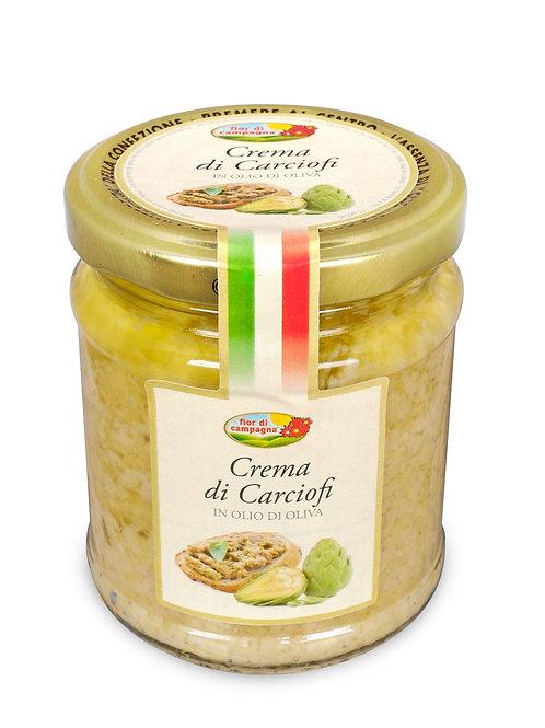 """Crema di Carciofi """"Fior di Campagna"""" - 190 gr."""