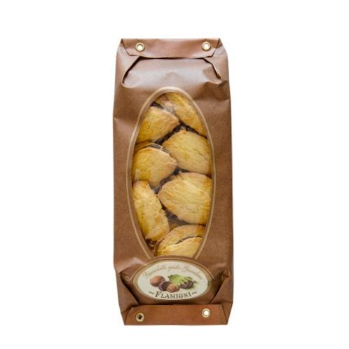 "Ravioletti au goût gianduja ""Flamigni"" - 200 gr."