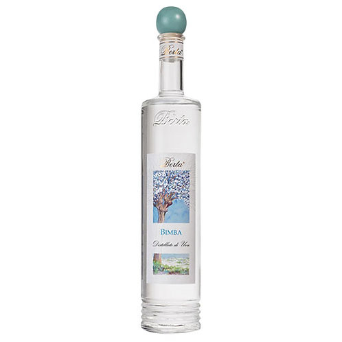 "Distillato d'Uva ""Bimba bianca"" Berta - 70 cl."