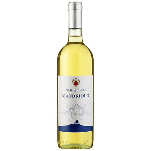 "Mandriolo Bianco ""Morisfarms"" - 75 cl."